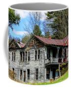 Lansing Sanitorium Coffee Mug