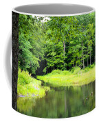 Jones Mill Run Creek Coffee Mug