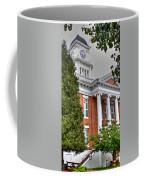 Jonesborough Courthouse Tennessee Coffee Mug