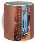 Jonesborough Tennessee Main Street Coffee Mug by Frank Romeo