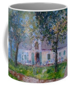Jonkerhshuis At Groot Constantia Coffee Mug