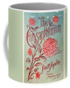 Joplin: Chrysanthemum Coffee Mug