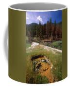 Jordan Hot Springs Coffee Mug
