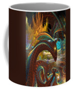 Jorrmungand Coffee Mug