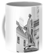 Josef Haydn In Black And White Coffee Mug