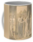 Joseph And Potiphar's Wife Coffee Mug