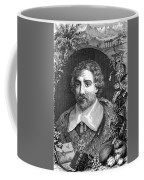 Joseph De Tournefort, French Botanist Coffee Mug