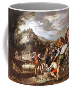 Joseph Sold By His Brothers Coffee Mug