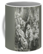 Joseph Telling His Dreams Coffee Mug
