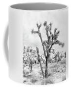 Joshua Tree Branches Coffee Mug
