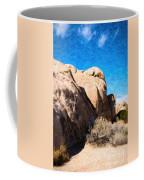 Joshua Tree Ca 4 Coffee Mug