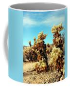 Joshua Tree Cholla Coffee Mug