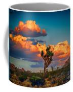 Joshua Tree In All Its Beauty Coffee Mug