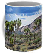Joshua Tree National Park Landscape Coffee Mug