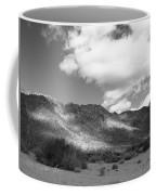 Joshua Tree National Park Tumbleweeds Coffee Mug