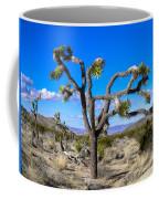 Joshua Tree National Park Winter's Day Coffee Mug