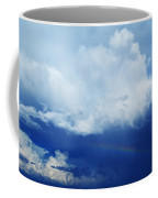 Joshua Tree Rainbow Coffee Mug