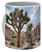 Joshua Tree Summer Monsoon Coffee Mug