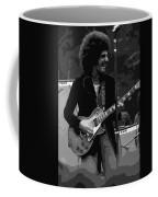 Journey #18 Enhanced Bw Coffee Mug