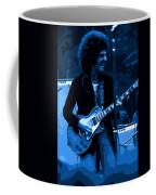 Journey #18 Enhanced In Blue Coffee Mug