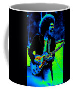 Journey #19 Enhanced In Cosmicolors Coffee Mug