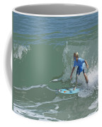 Joy Of Surfing - Four Coffee Mug