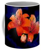 Joyful Lilies Coffee Mug