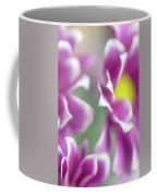 Joyful Sisters. Gentle Floral Macro Coffee Mug