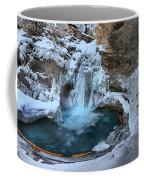 Johnston Canyon Winter Delight Coffee Mug