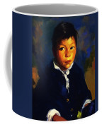 Juanita Also Known As Little Half Breed 1917 Coffee Mug