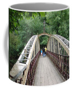 Jubilee Bridge - Matlock Bath Coffee Mug