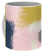 Jubilee Mix 3- Abstract Art By Linda Woods Coffee Mug by Linda Woods