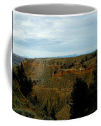 Judith River Cliffs Coffee Mug