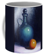 Jug And Orange. Coffee Mug