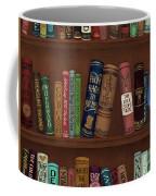 Jugglin' The Books Coffee Mug