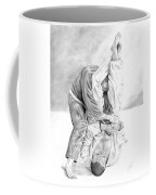 Jiu Jitsu Fundamentals The Armbar Coffee Mug