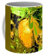 Juicy Apple On A Tree Coffee Mug