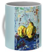 Juicy Quinces Coffee Mug
