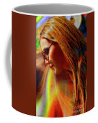 Julee Ross Carbon Girls Coffee Mug