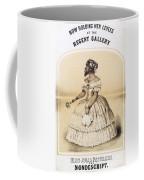 Julia Pastrana, Bearded Lady Coffee Mug