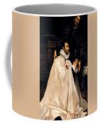 Julian Romero De Las Azanas And His Patron St Julian Coffee Mug