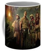 Jumanji Welcome To The Jungle 2.0 Coffee Mug