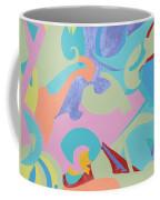 Jumbo Soup Coffee Mug by Robert Margetts