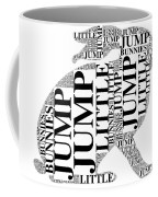 Jump Little Bunnies Jump Coffee Mug