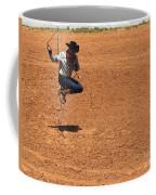 Jump Rope Cowboy Style Coffee Mug