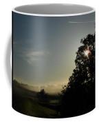 June Morning Fog Coffee Mug