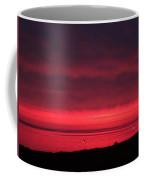 June's Pink Sunrise 2017 Coffee Mug