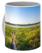 Jungle And Lake Coffee Mug