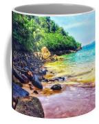 Jungle Beach Coffee Mug