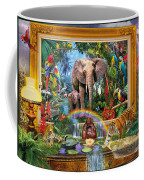 Jungle Coming Coffee Mug